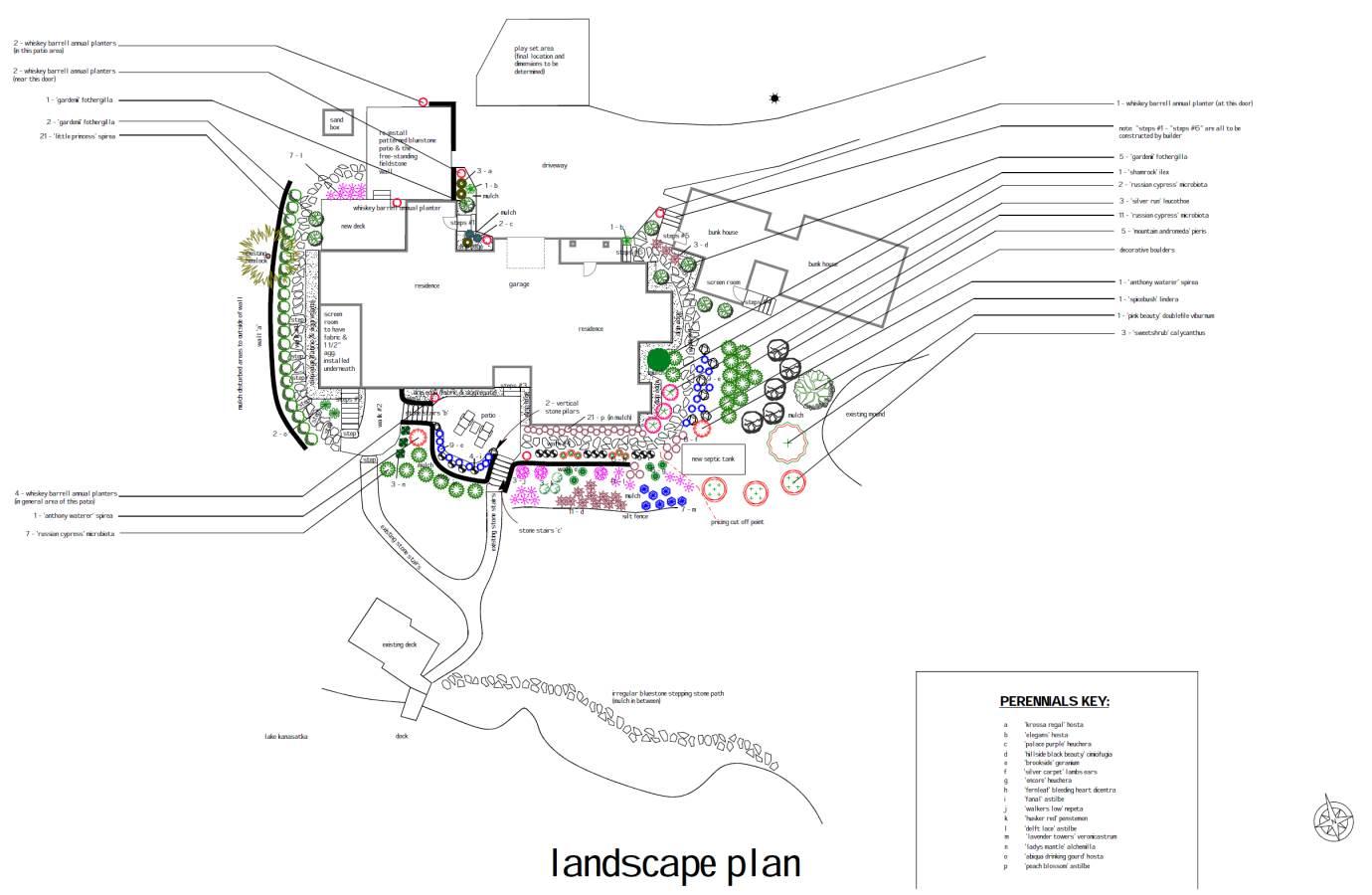 Computerized Landscape Design #7
