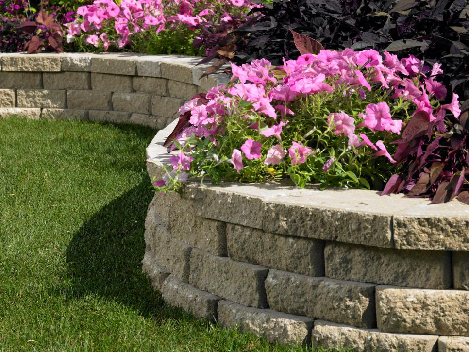 Retaining Wall Design Construction Landscapes By